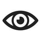 Eye Icon sin fondo blanco