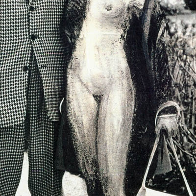 Luis Pita | Intervenciones | Interventions | serie «Los locos años 60'» (1991) | Maurice Chevalier | series «The roaring 60's» |