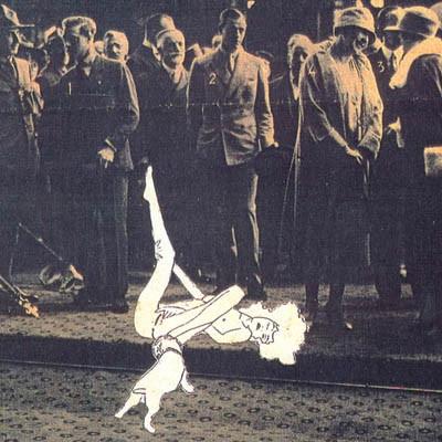 INTERVENCIONES_ serie «Los locos años 30′ »