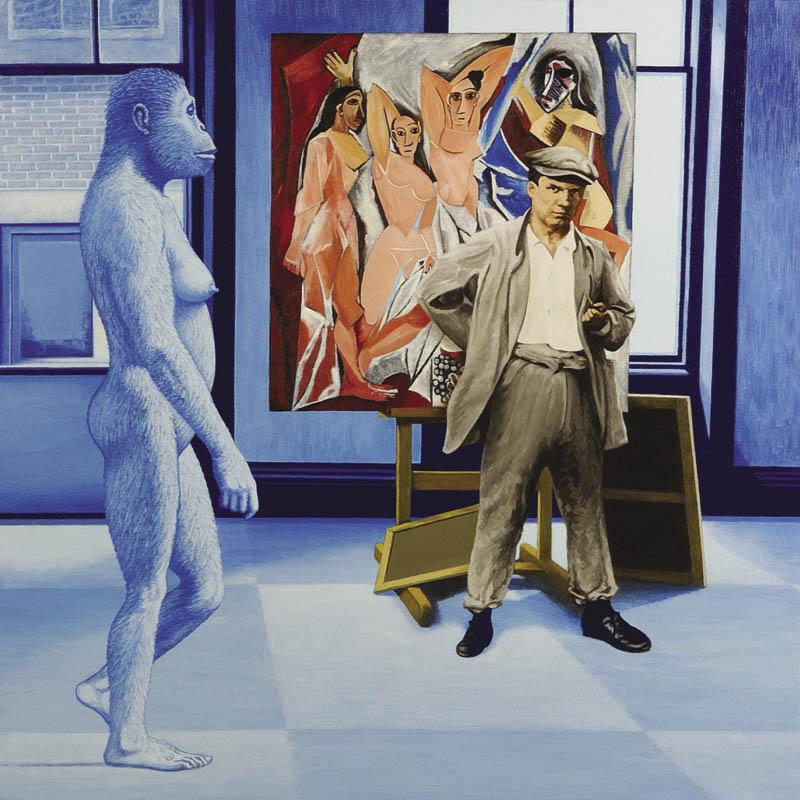 Spanish Primitive Painter (2003)