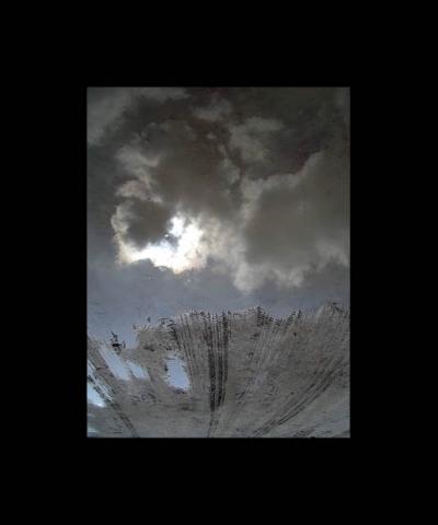 Luis Pita   Series Fotográficas   Photographical series   Paisajes españoles   Spanish Landscapes   Nube Encharcada (2008)   Waterlogged Cloud