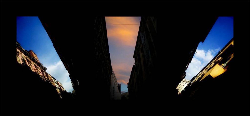 Luis Pita | Series Fotográficas | Photographical series | Paisajes españoles | Spanish Landscapes | Destello (2007) Triptico | Flash
