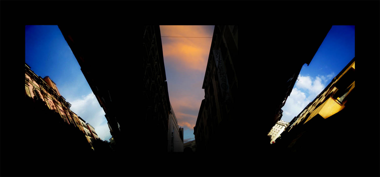 Luis Pita   Series Fotográficas   Photographical series   Trazos de realidad   Strokes Of Reality   Destello (2007) Triptico   Flash