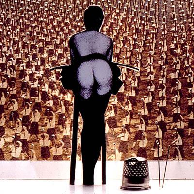 Luis Pita | Montajes tridimensionales | 3-Dimensional Assemblies | El Artista ante los artistas | The Artist in front of the artists