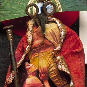 Luis Pita | Montajes tridimensionales | 3-Dimensional Assemblies | El Mago (fragmento) | Le Magicien (fragment)