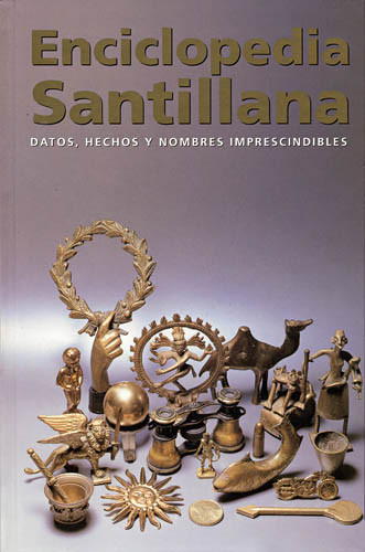 DISEÑO EDITORIAL_ CUBIERTA «ENCICLOPEDIA SANTILLANA»