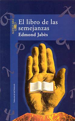 Luis Pita | Ilustración Editorial | Book Cover Illustration | Edmond Jabès | Alfaguara | collage y retoque fotográfico