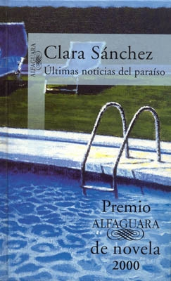Luis Pita | Ilustración Editorial | Book Cover Illustration | Clara Sánchez | Premio Alfaguara de Novela año 2000 | óleo sobre lienzo | Oil on canvas