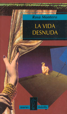Luis Pita | Ilustración Editorial | Book Cover Illustration | Rosa Montero | Taurus Bolsillo | collage
