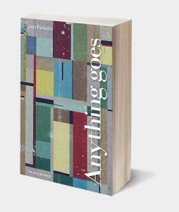 Luis Pita | Diseño de Coleccion | Book Design | The Obelisk Press - ANYTHING GOES