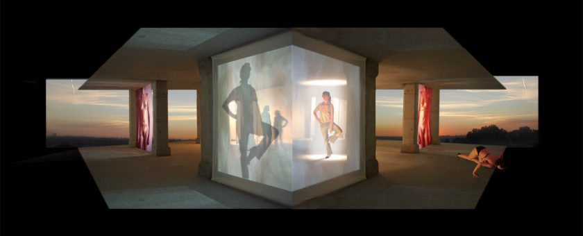 Luis Pita | Intervenciones Fotográficas (Retoques y manipulaciones) | Photographic Interventions (Retouching and manipulations) | 4 Palomas (2007)
