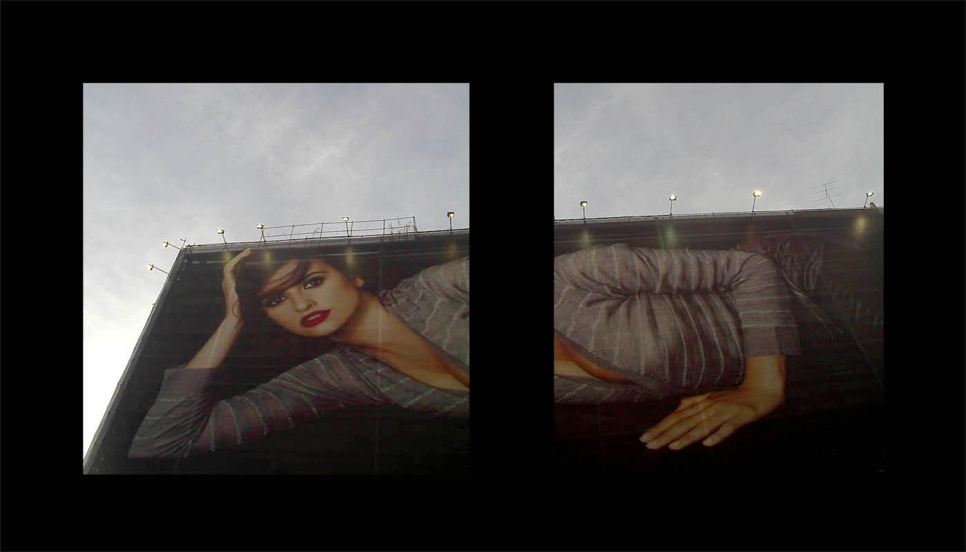Luis Pita   Intervenciones Fotográficas (Retoques y manipulaciones)   Photographic Interventions (Retouching and manipulations)   SERIES FOTOGRAFICAS_ (2008) Doble Penelope   Masters of Photoshop retouching   Maestros del retoque fotográfico en Photoshop