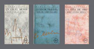 Luis Pita | Diseño de Coleccion | Book Design | Ediciones Libertarias-Libros del Egoista | DISEÑO EDITORIAL_ (1990) Diseño de Colección de Poesía_ Ediciones Libertarias - Libros del Egoista