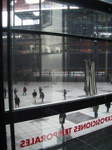 Luis Pita _ blog _ FOTO _ (2006) Patio del Centro de Arte Reina Sofía