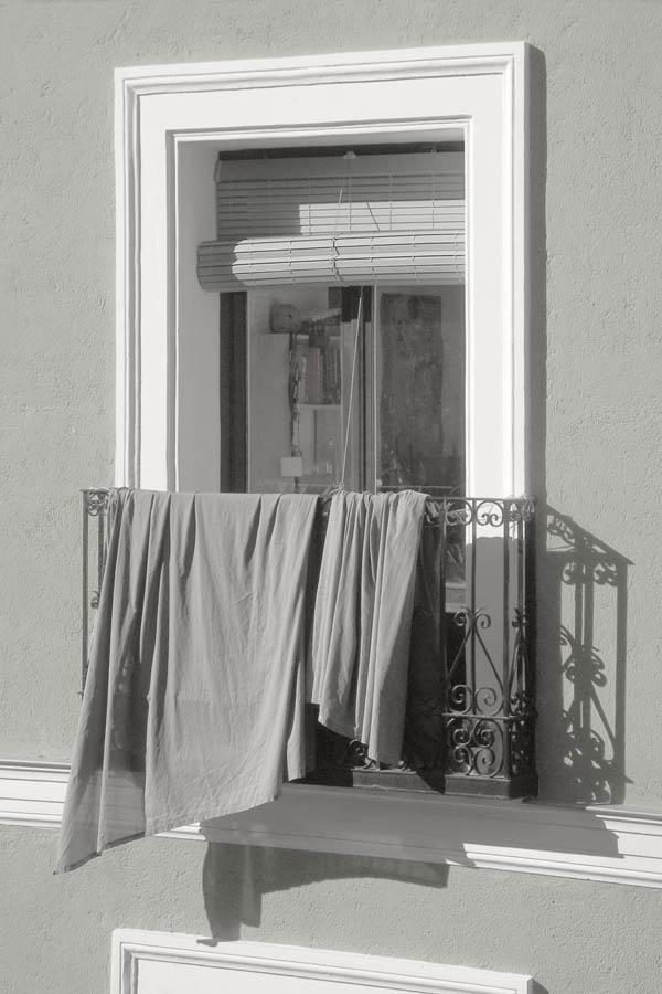 (2014) Balcones de Madrid | Sabana gris