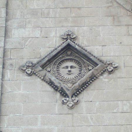 Luis Pita | Fotografía | Photography | Arquitecturas | Architectures | 2004 | Ele(c)ta ut sol (Brillante como el sol) | Bright as the sun | Girona Cathedral | Cataluña |  Catalonia | Catedral-girona