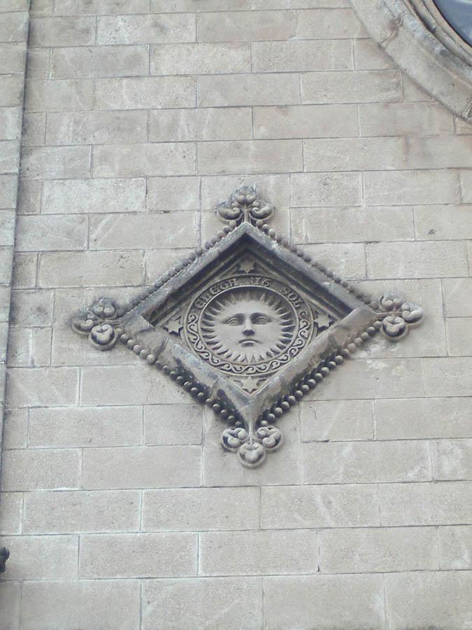 Luis Pita | Fotografía | Photography | Arquitecturas | Architectures | Luis Pita | Fotografía | Photography | Arquitecturas | Architectures | -2004-Ele(c)ta ut sol (Brillante como el sol)-catedral-girona