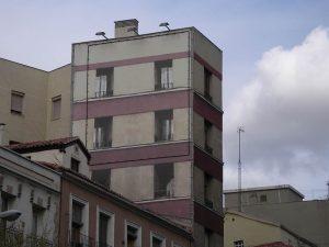 Luis Pita   Fotografía   Photography   Arquitecturas   Architectures   2008- trampantojo (trompe l'oeil) -ronda-de-valencia-madrid