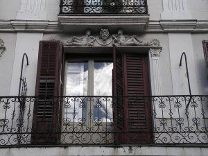 Luis Pita | Fotografía | Photography | Arquitecturas | Architectures | 2009-balcon-en-madrid