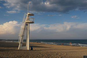 Luis Pita | Fotografía | Photography | Arquitecturas | Architectures | 2016-torre-de-salvavidas-playa-de-la-mata-alicante