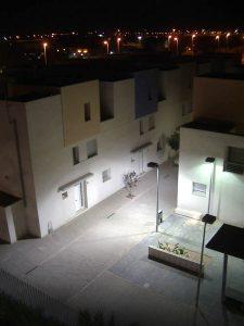 Luis Pita | Fotografía | Photography | Ciudades | Cities | (2007) Un pueblo del mar Mediterraneo en versión moderna | vista nocturna |  A village in the Mediterranean Sea in modern version | night vision