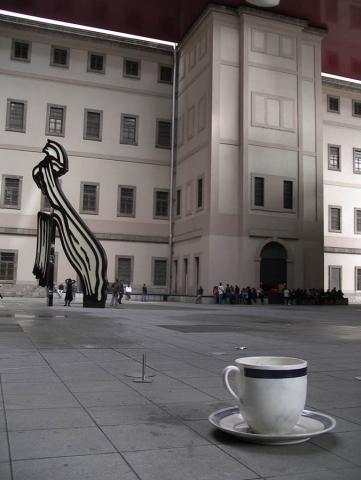 Luis Pita | Arquitecturas | Architectures | 2008 | Madrid | Centro de Arte