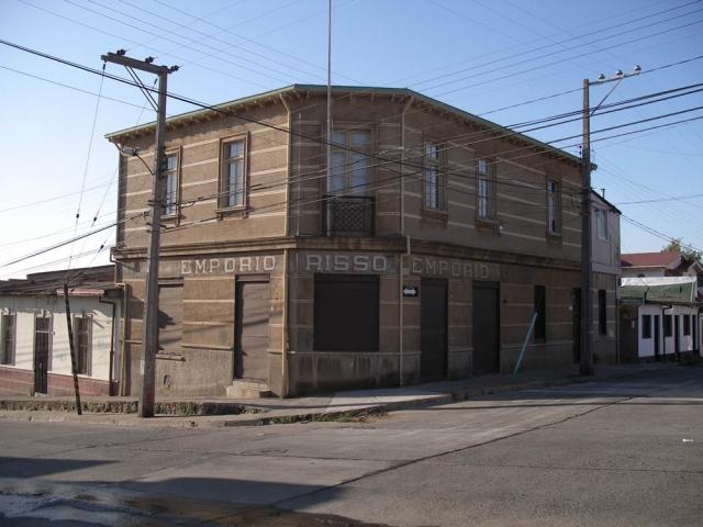 Luis Pita | Arquitecturas | Architectures | 2012 | Valparaiso | Emporio Risso