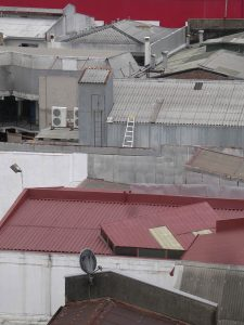 Luis Pita | Fotografía | Photography | Ciudades | Cities | (2012) Viña del Mar | Tejados opacos | ciudad de vacaciones | opaque roofs | holiday village