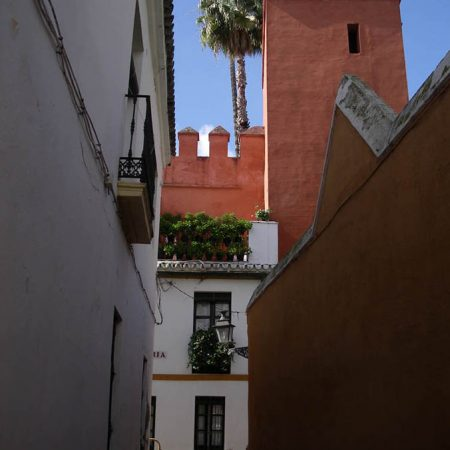 Luis Pita | Arquitecturas | Architectures | 2014 | Sevilla | Barrio de  Santa Cruz