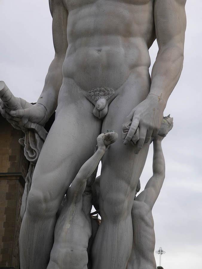 Luis Pita Moreno | Estatuaria | Statuary | (2012) Piazza Signoria - Firenze