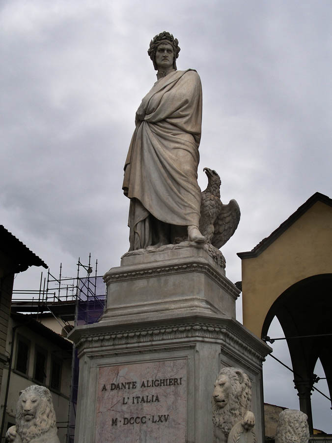 Luis Pita Moreno | Estatuaria | Statuary | (2012) Piazza di Santa Croce - Firenze
