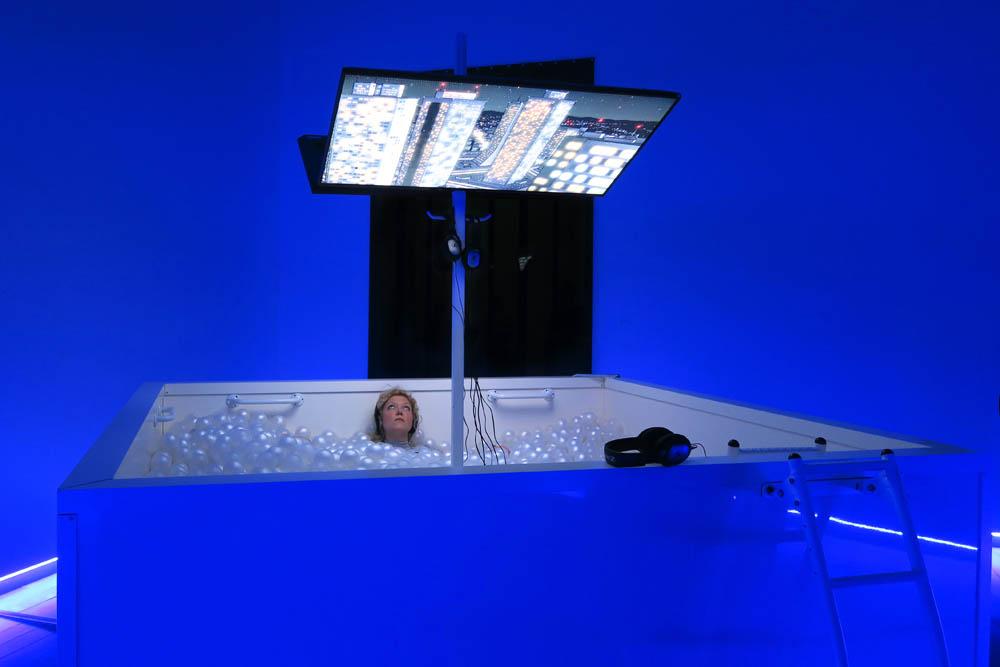 Luis Pita | Fotografía | Photography | Visiones interiores | Inner visions |  (2016) Ball Pool -Stedelijk Museum- Amsterdam | The Netherlands | exposición de arte moderno | Modern art exhibition