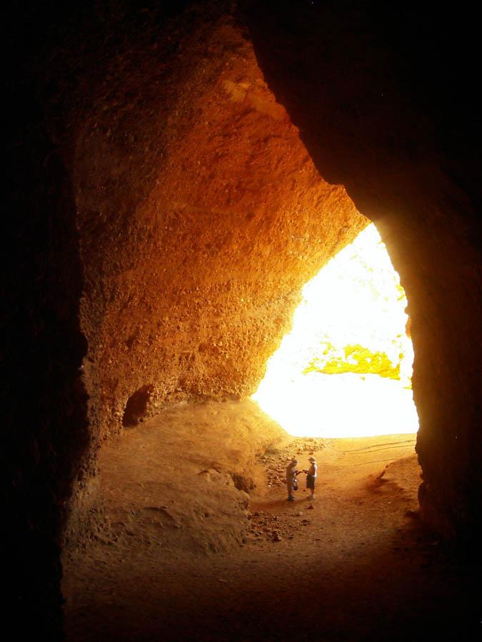 Luis Pita | Fotografía | Photography | Visiones exteriores | Exterior Visions | big-cave-ponferrada (2007) Big Cave - Ponferrada | El Bierzo, León, Spain | Romans gold mine | Mina de oro romana de Las Medulas | La gran caverna