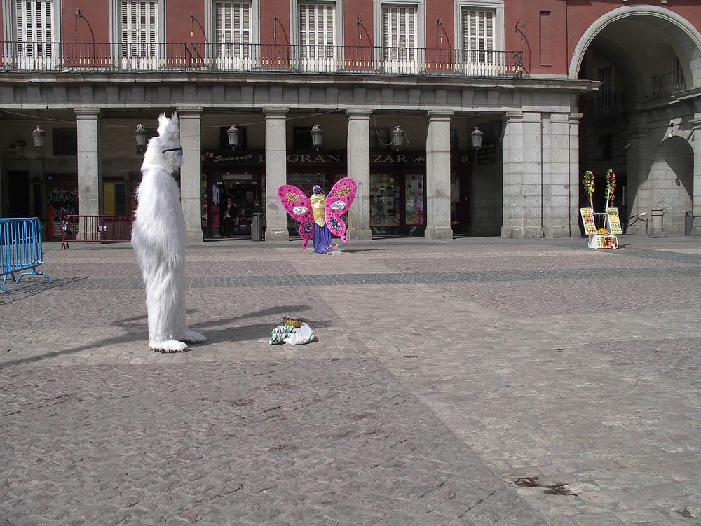 Luis Pita | Fotografía | Photography | Visiones exteriores | Exterior Visions | donnie-darko-en-madrid