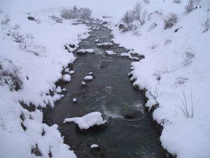 Luis Pita | Fotografía | Photography | Visiones exteriores | Exterior Visions | snow river | rio-nevado-pirineos