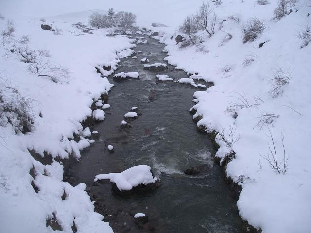 uis Pita | Fotografía | Photography | Visiones exteriores | Exterior Visions | snow river | rio-nevado-pirineos (2009) Rio Nevado - Pirineos | Pyrenees, Spain