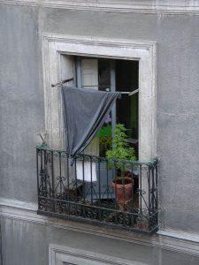 Luis Pita | Fotografía | Photography | Visiones exteriores | Exterior Visions | balcon-madrid