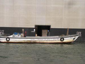 Luis Pita | Fotografía | Photography | Visiones exteriores | Exterior Visions |  (2012) restauro e conservazione boat - Venezia