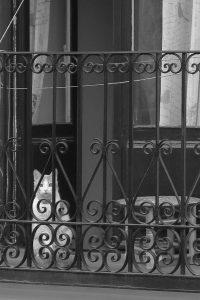 serie «Balcones de Madrid» (2016) | In Fraganti