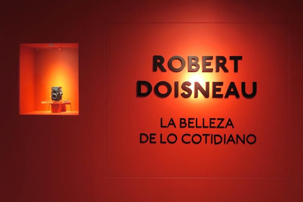 Exposición | Robert Doisneau. La belleza de lo cotidiano. Canal de Isabel II. Plaza de Castilla. Madrid.