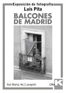 Balcones de Madrid - Exposición en Madrid