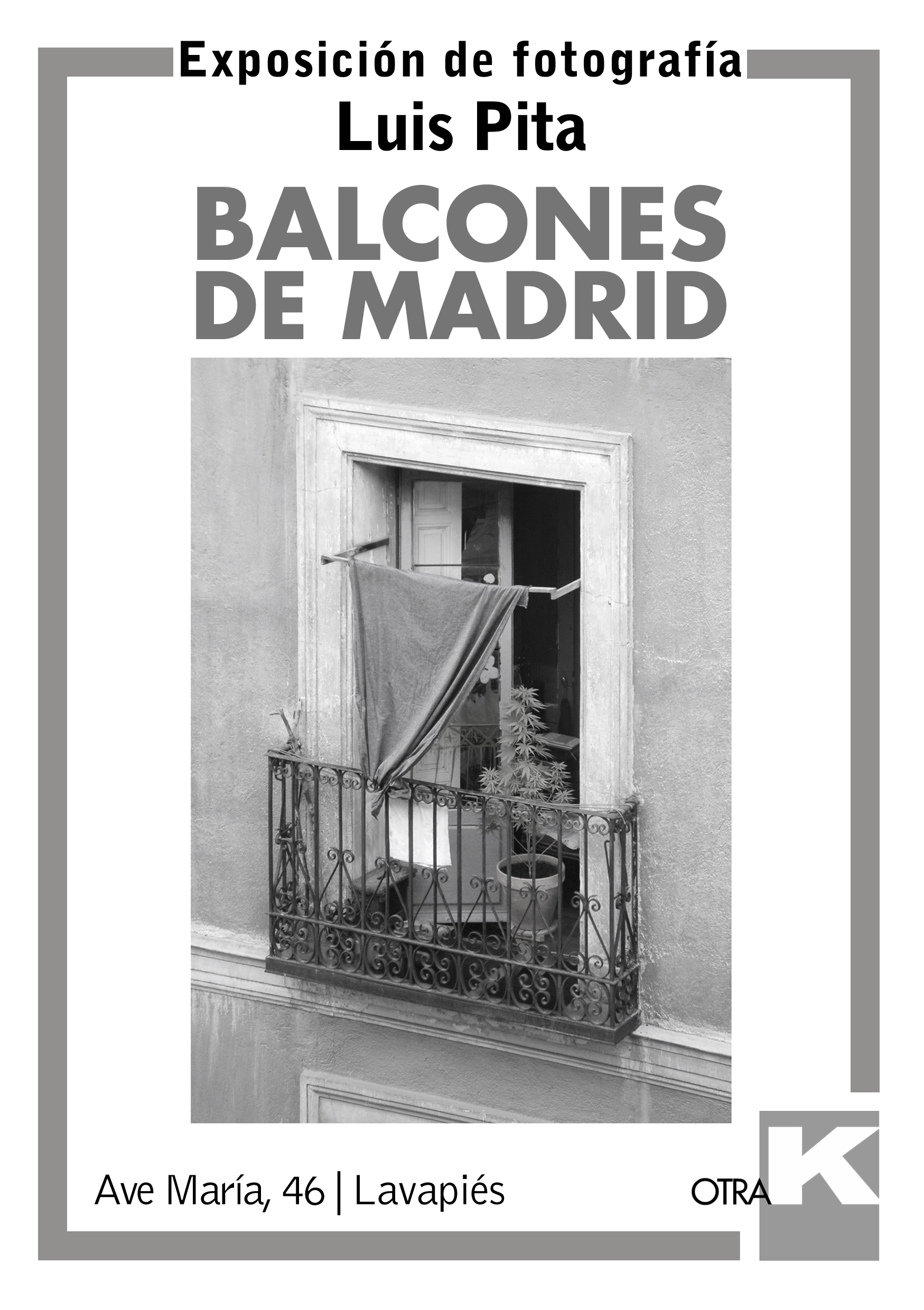 Balcones de Madrid - Exposición en Madrid