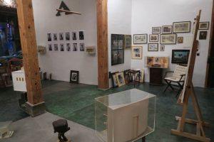 Exposición «Disolución del Objeto Preciado» (paredes 3 y 4)
