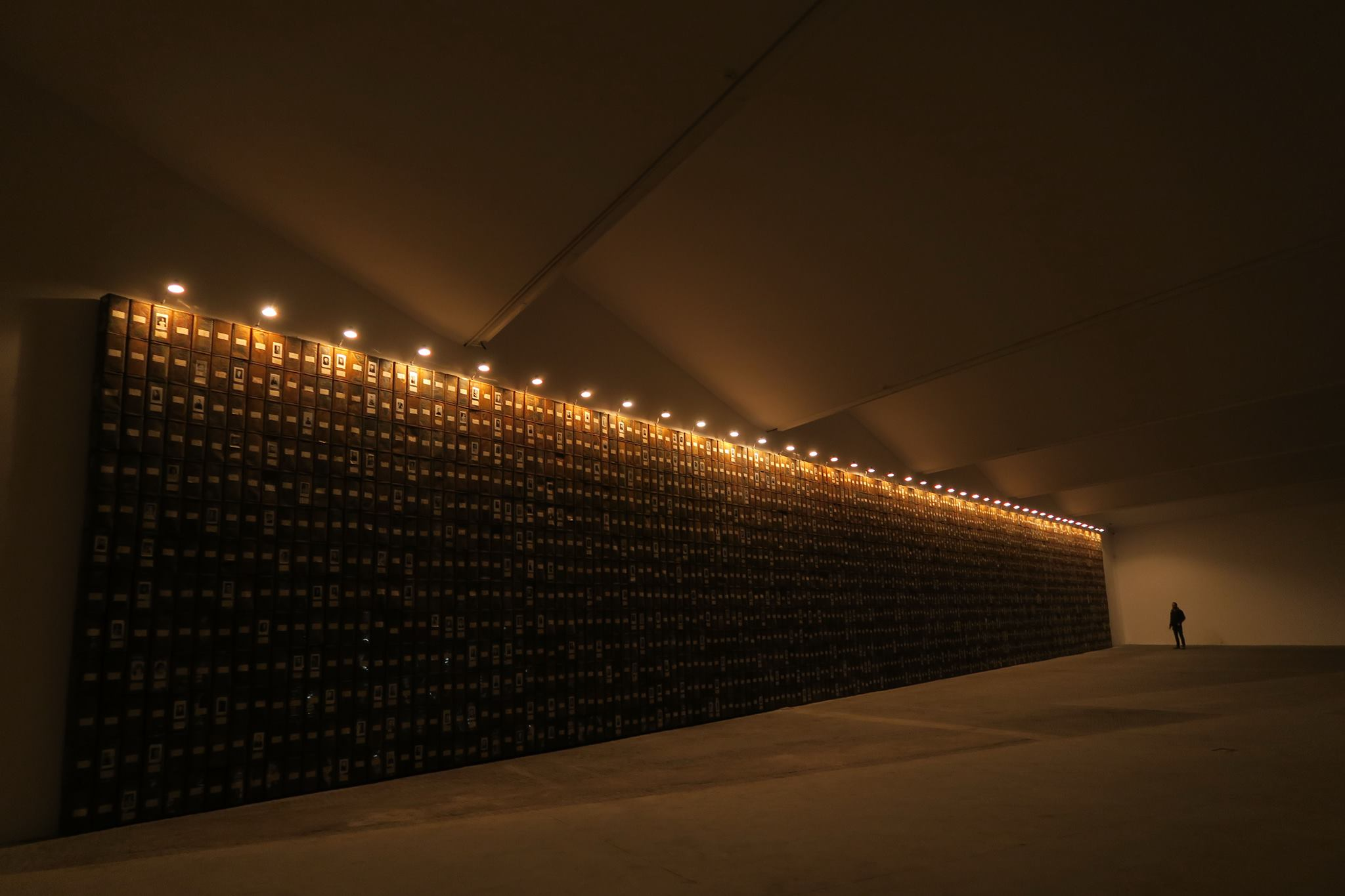 Christian Boltanski en Madrid