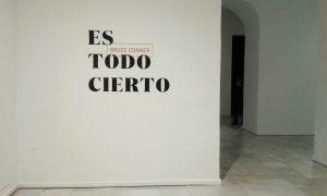 Luis Pita - Expo | BRUCE CONNER. ES TODO CIERTO