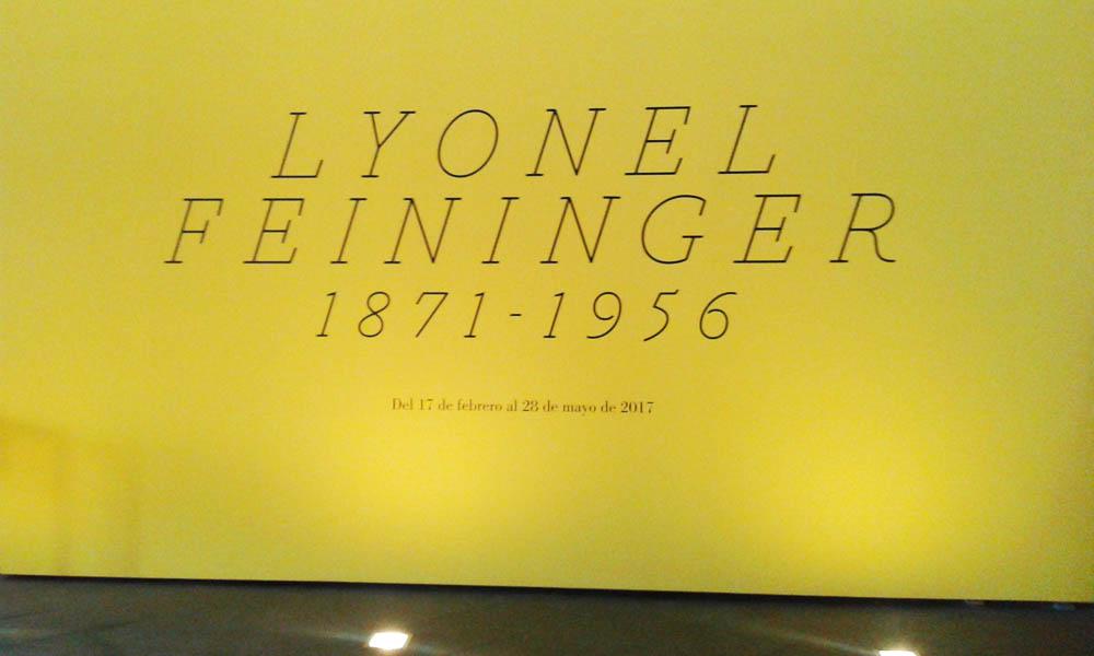 Luis Pita - Expo Lyonel Feininger