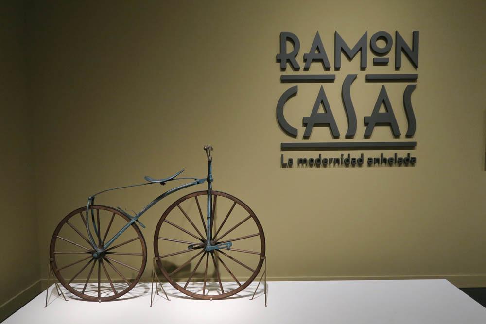 Luis Pita - Expo Ramon Casas - La Modernidad Anhelada