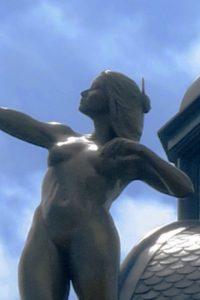 Luis Pita | Estatuaria de Madrid | Nueva escultura en Gran Vía (8)