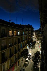 Luis Pita | Visiones Exteriores | (2017) Noche del 2 de Mayo en Madrid