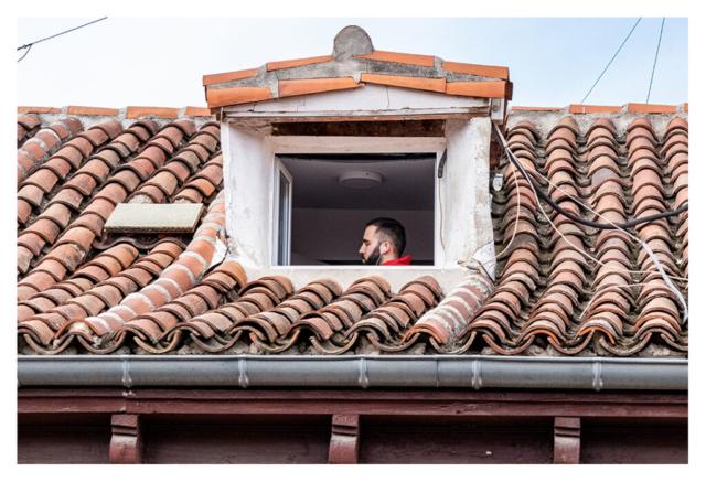 Confinados en Madrid, 016, ©Luis Pita Moreno